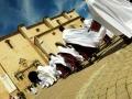 banda de la Cofradía Cristo Amarrado a la Columna