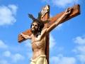 CRUCIFIXION.(Representación del dolor de Cristo)